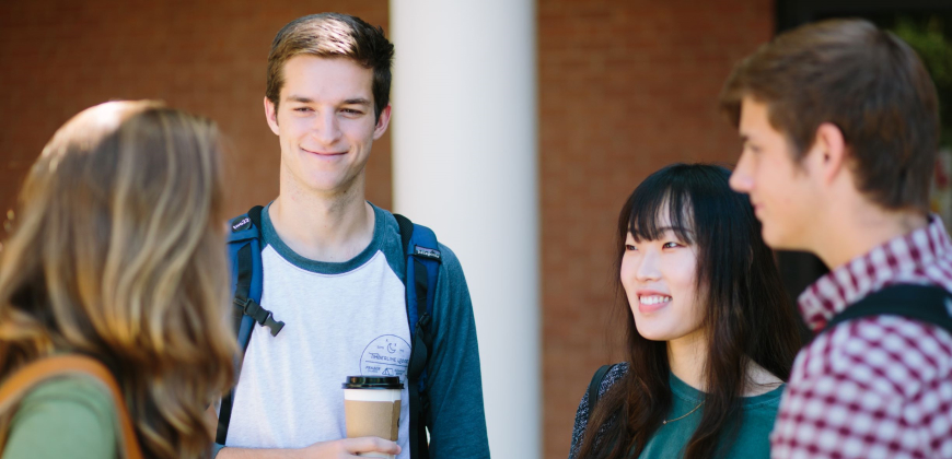 Admission Requirements for Undergraduate Students