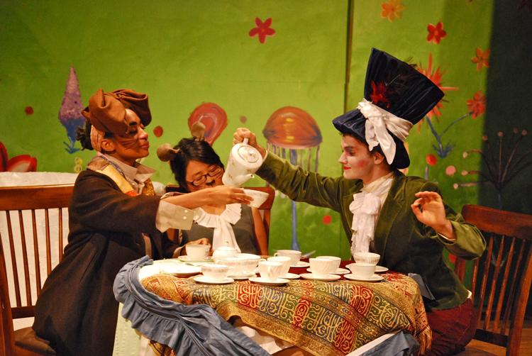 "CIU Players perform ""Alice in Wonderland"""