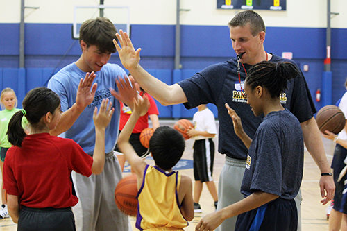 fc26af4e4808 CIU Rams Host Sports Camps this Summer