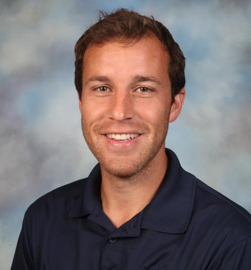 Coach Bill Brindley, CIU men's soccer