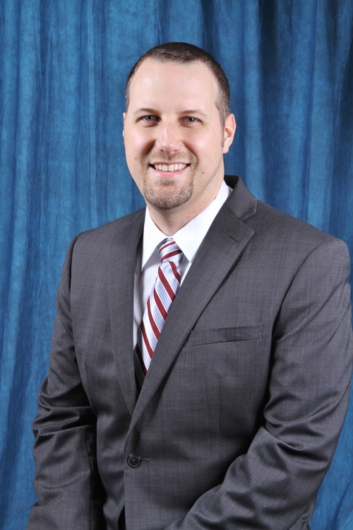 CIU Assistant Professor of Hebrew and Old Testament Dr. Brian P. Gault
