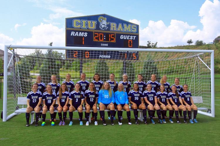 CIU women's soccer team wins first ever match