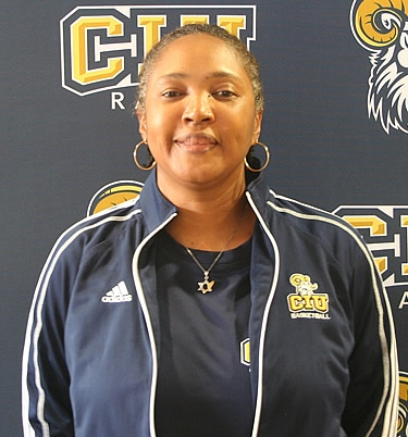 Temple Elmore named women's head basketball coach at CIU