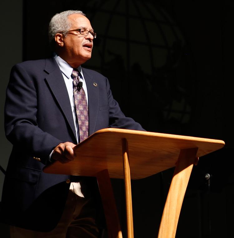 Dr. Carl Ellis, Black History Month Speaker at CIU