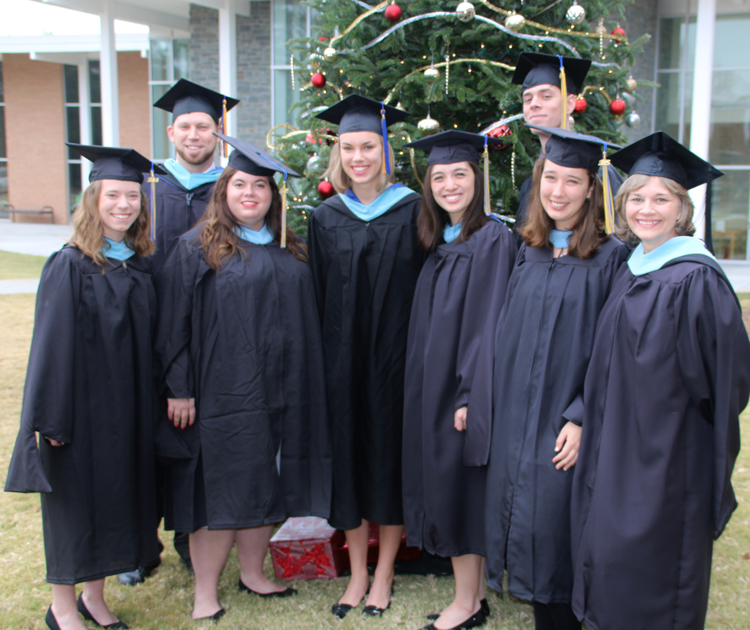 CIU College of Education Graduates