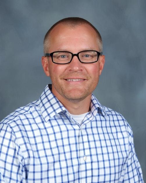 CIU alumnus Doug Langhals, head of school at Hilton Head Christian Academy