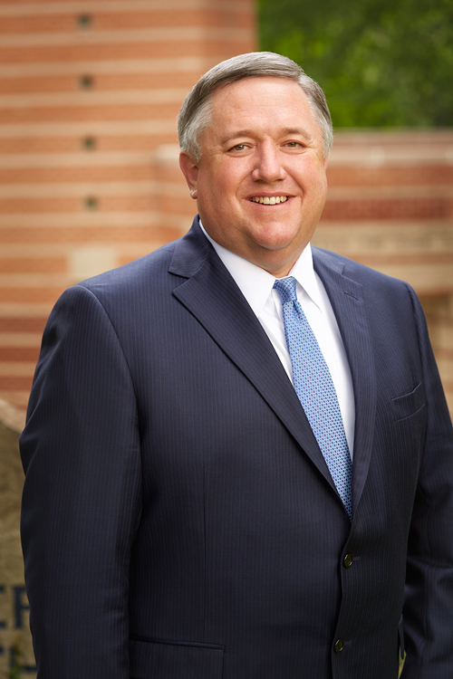 Dr. Mark Smith became CIU's seventh president on July 1