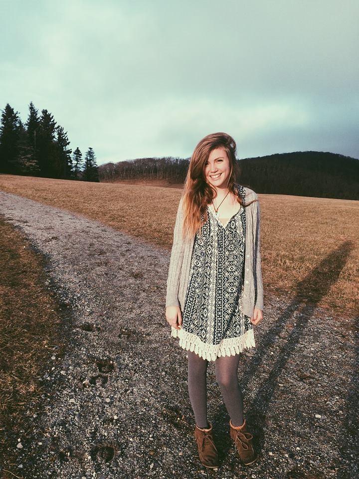 Elisa Pinkerton earned the CIU Board Scholarship