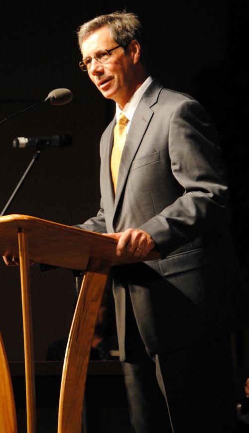 Author and Pastor Robert J. Morgan
