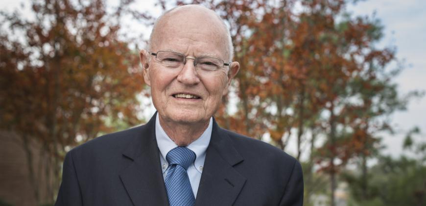 John Robertson McQuilkin, CIU President Emeritus