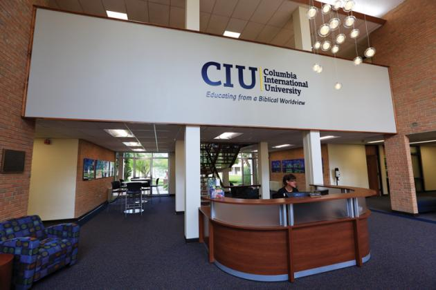 CIU Administration Building