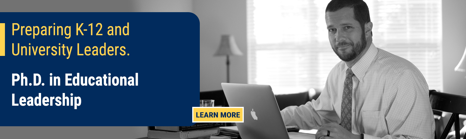 Advance your career in Education through CIU's online PhD program.
