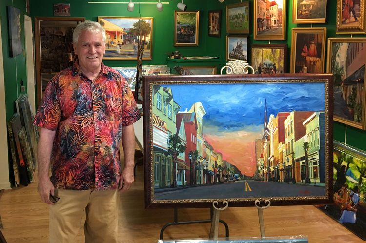 Paul Silva Gallery