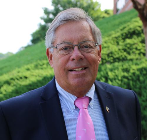 Former Lexington, SC mayor Randy Halfacre