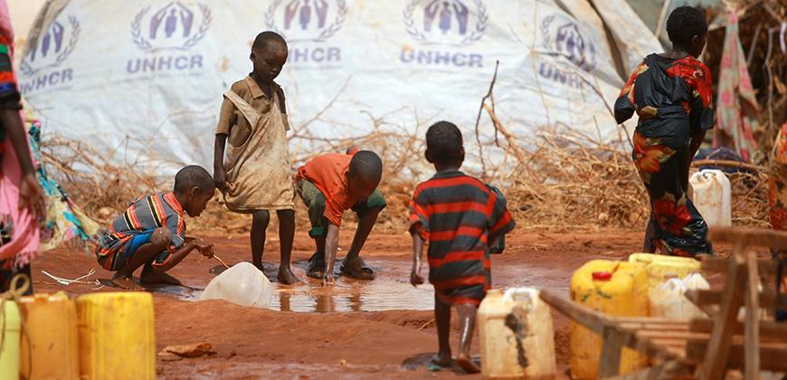 Elisa Pinkerton desires to serve Somalian refugees.
