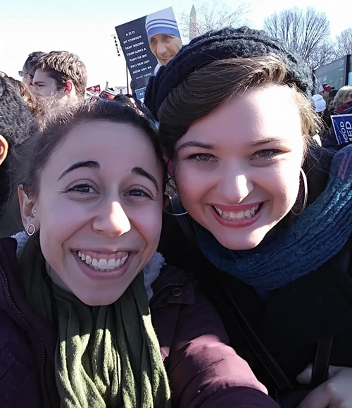 CIU students March for Life in D.C.