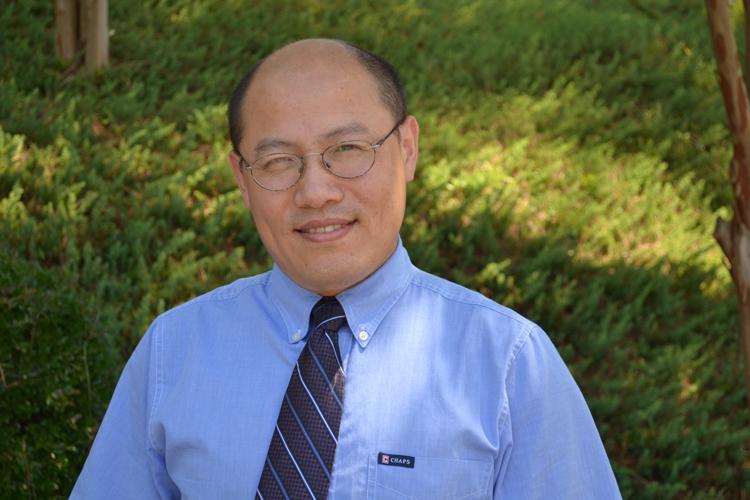 CIU Professor of Theology Dr. Zhiqiu Xu