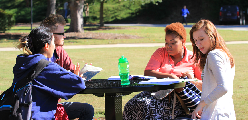 Complete the application process and join other CIU students on our Columbia campus.