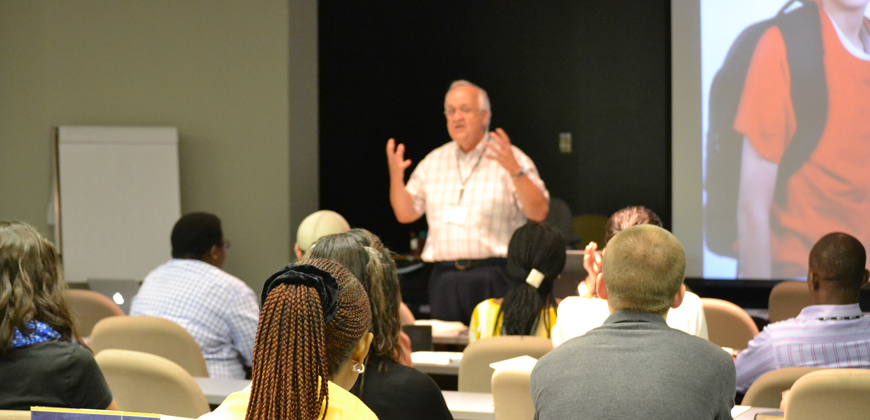 CIU hosts the International Institute for Christian School Educators Conference.
