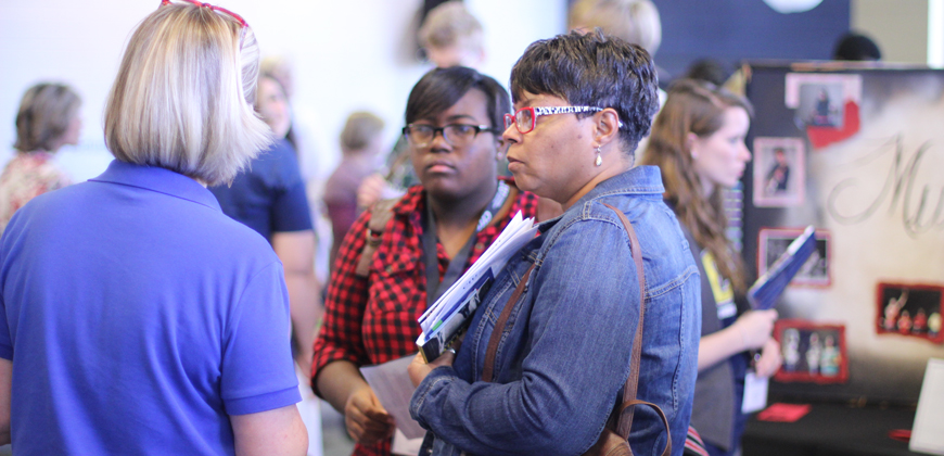 Prospective students and their parents attend CIU Preview Days to learn more about our Christian university.