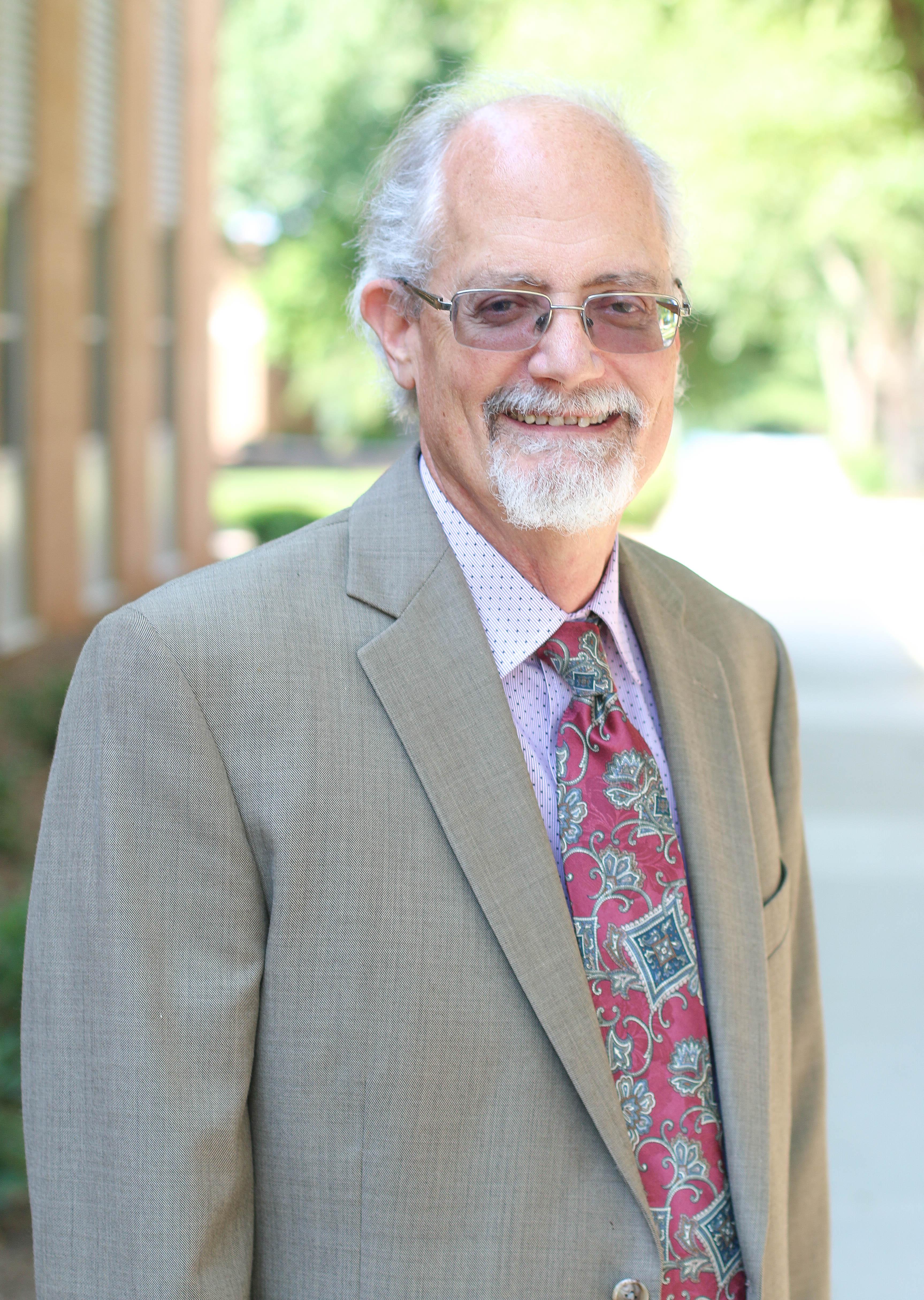 Dr. David Cashin, Professor of Intercultural Studies