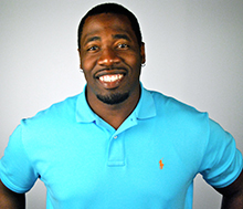A photo of Davon Stack, CIU alumnus.