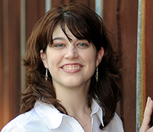 A photo of Erin Austin, CIU alumnus.