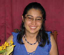 A photo of Vivian Ochoa, Columbia International University alumnus.