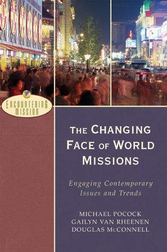 The Changing Face of World Missions cover