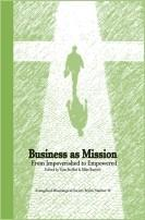 Business As Mission cover