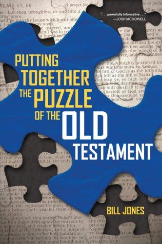 Putting Together The Puzzle of the Old Testament cover