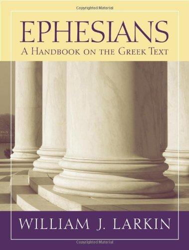 Ephesians cover