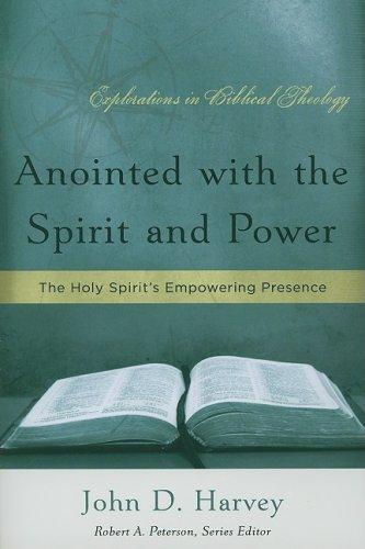 Anointed with the Spirit and Power cover