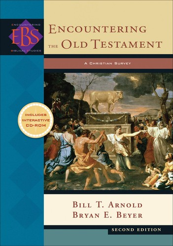 Encountering the Old Testament cover