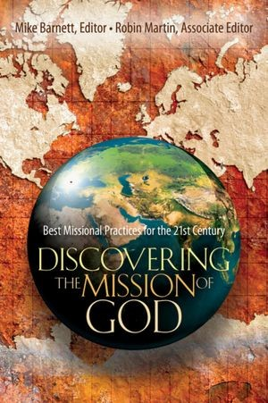 Discovering the Mission of God cover
