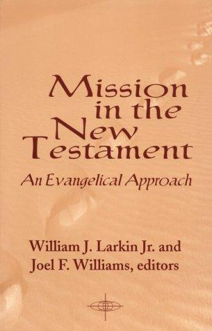 Mission in the New Testament cover