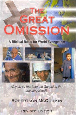 The Great Omission cover
