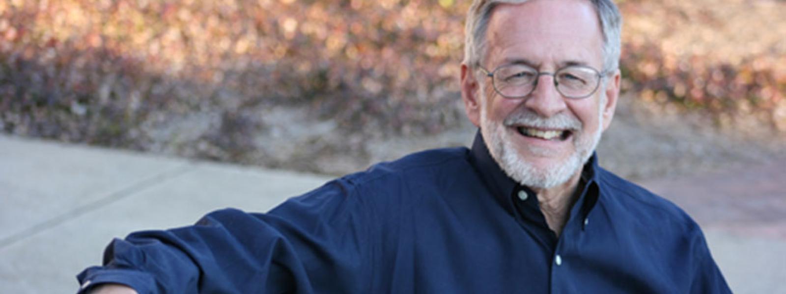 CIU's fifth president Dr. George Murray