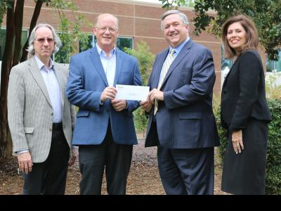 Lehigh Hanson contributes to Monticello Road revitalization