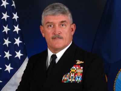 CIU chaplaincy professor Dr. Michael Langston