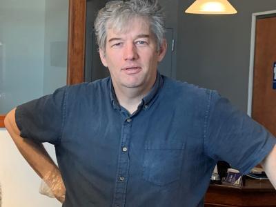 Dave Wegener, CIU alum and owner of Wedge.