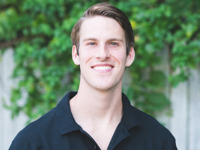CIU alumnus Cole Harper, area director of Mid-Carolina Young Life in Newberry, SC.