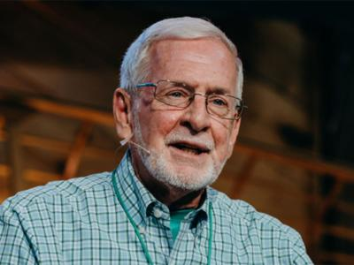 Former CIU President Dr. George Murray (Word of Life)