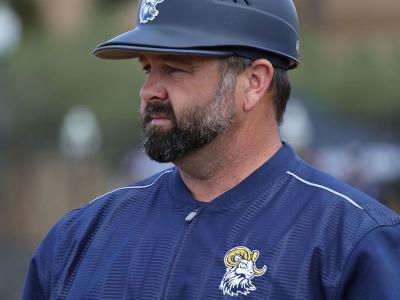 NCCAA South Region Coach of the Year Jonathan Johnson