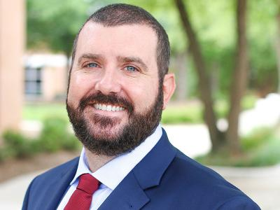 Dr. David Croteau, dean of Columbia Biblical Seminary at CIU
