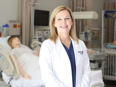 Dr. Jill McElheny brings her wealth of experience in nursing to CIU.
