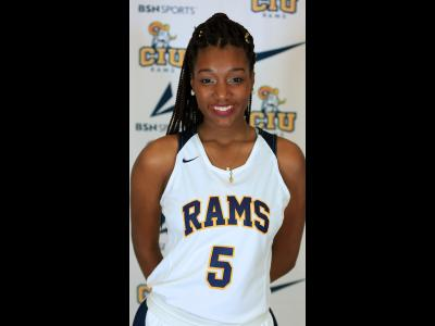 CIU student-athlete Jordan Sprueill