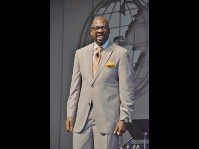 Pastor James Womack