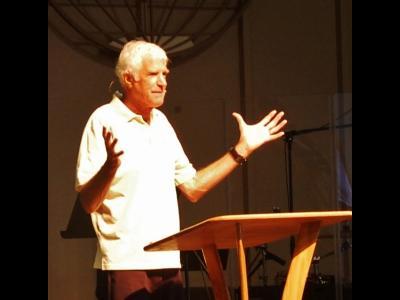 Chris Thomas, International Director of Torchbearers