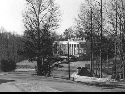 Ben Lippen Conference Center near Asheville, North Carolina